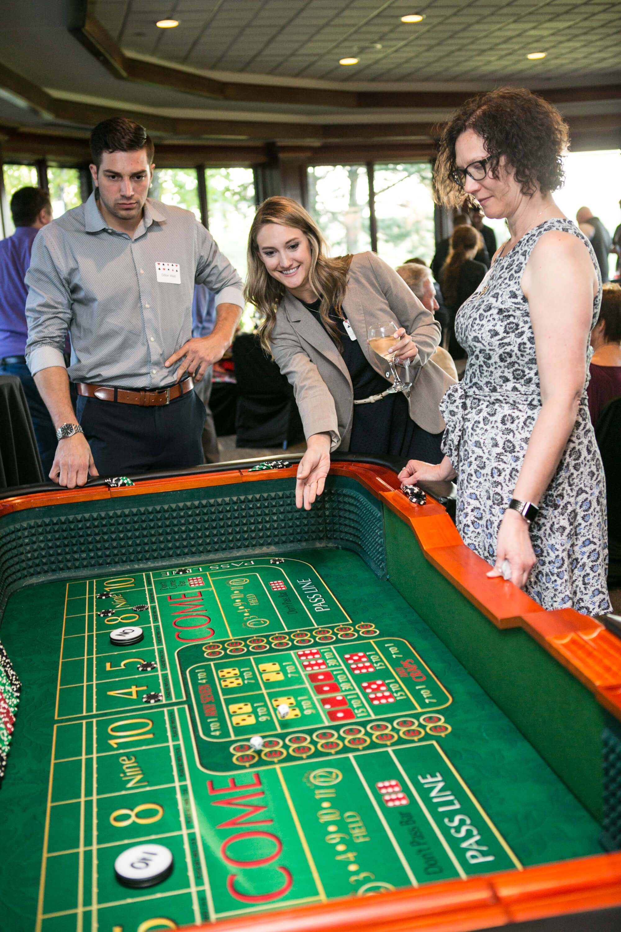 Harrison Financial Services Northwestern Mutual Wealth Management - A Night at the Casino photo