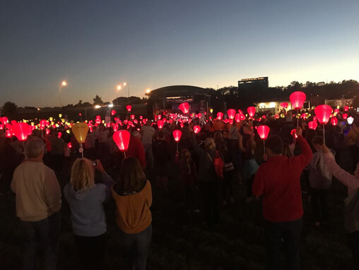 September 2018 – LLS Light the Night Walk photo